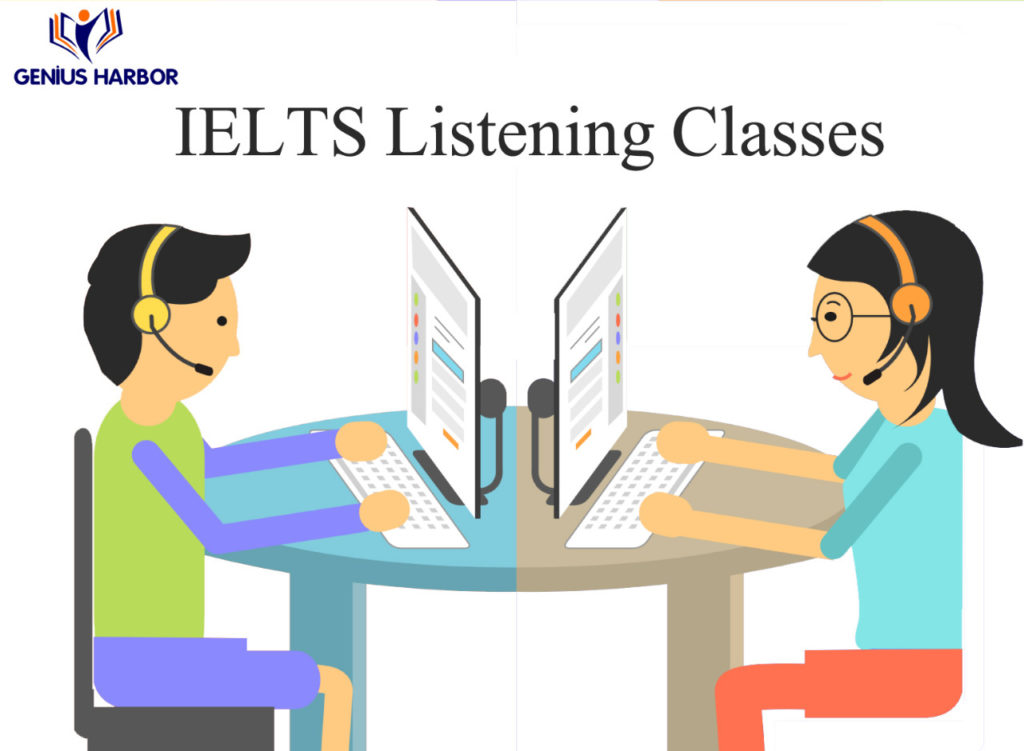 IELTS Coaching LISTENING